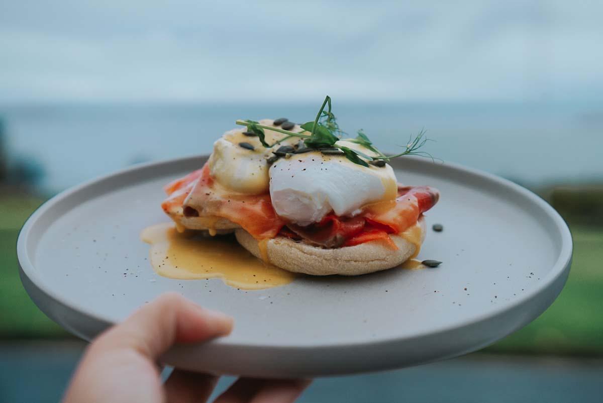 poached eggs torquay